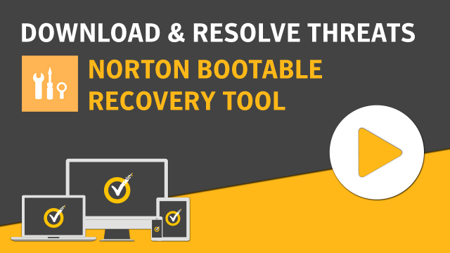 Download the Norton Bootable Recovery Tool ISO file