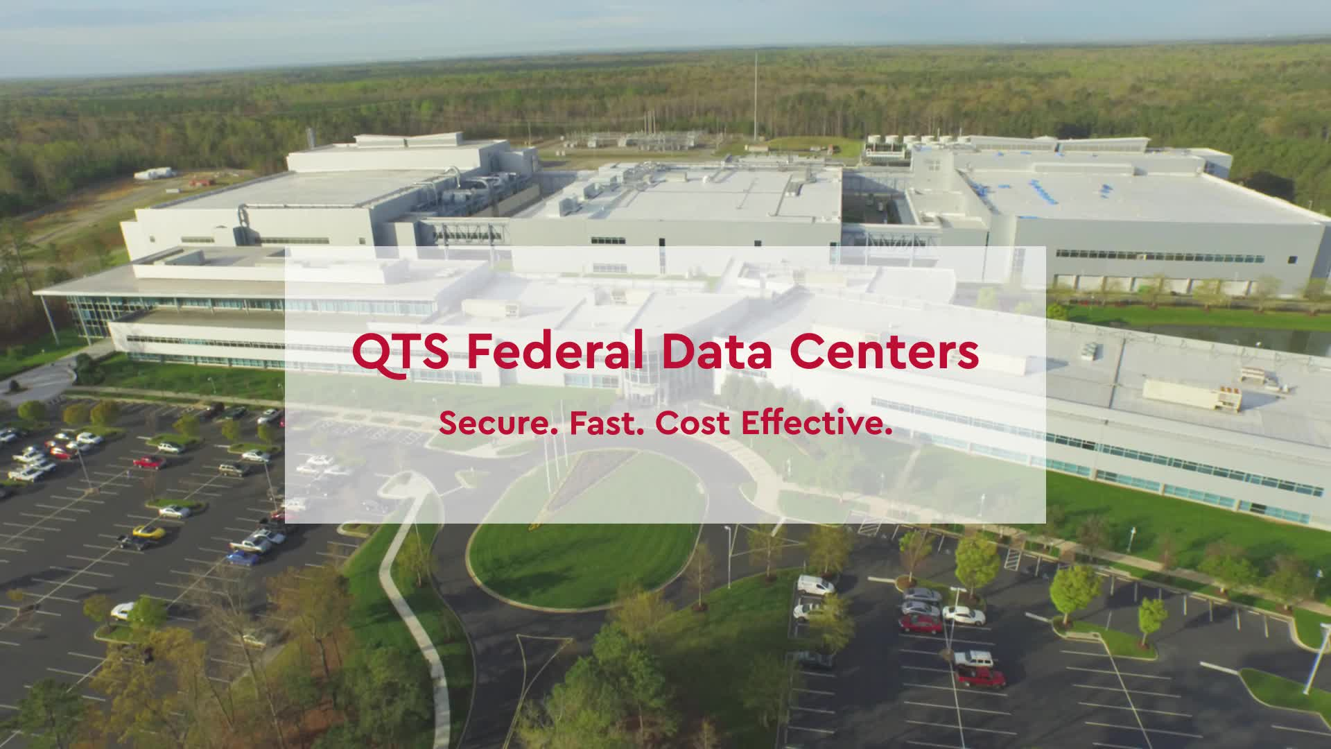 Public Sector IT Solutions | QTS | Government Hybrid