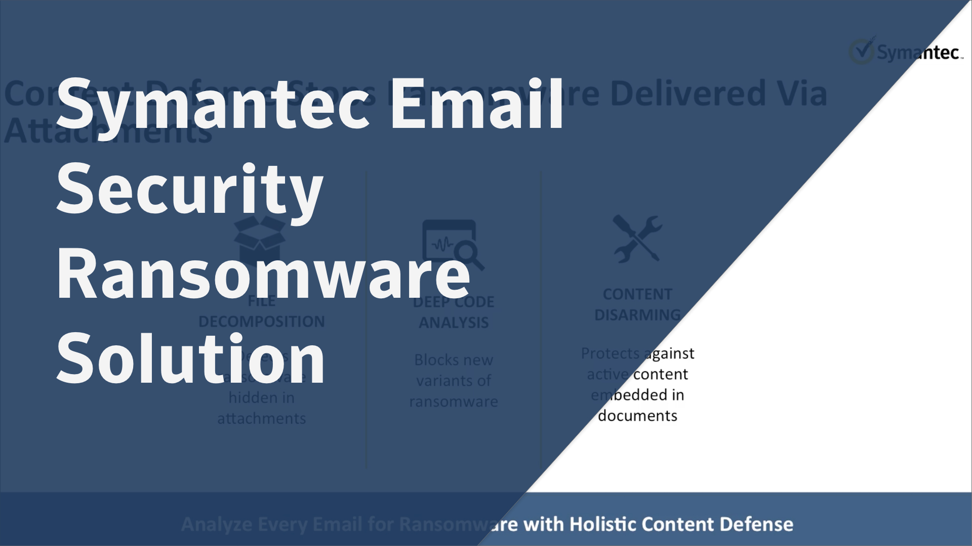Email Threat Detection and Response | Symantec