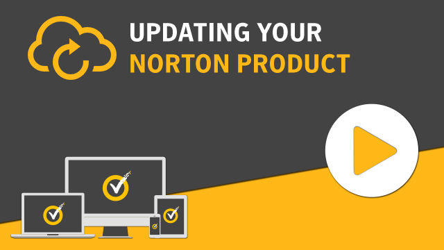 Updating norton security suite
