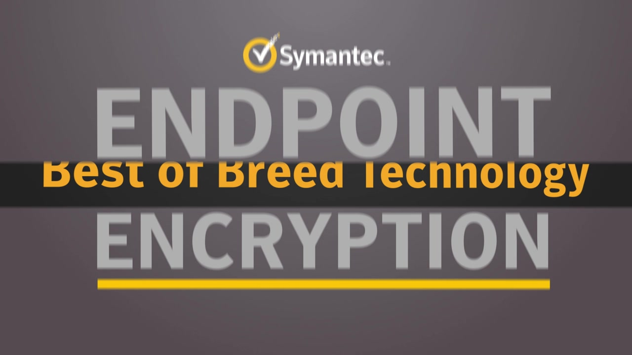Encryption Solutions | Symantec